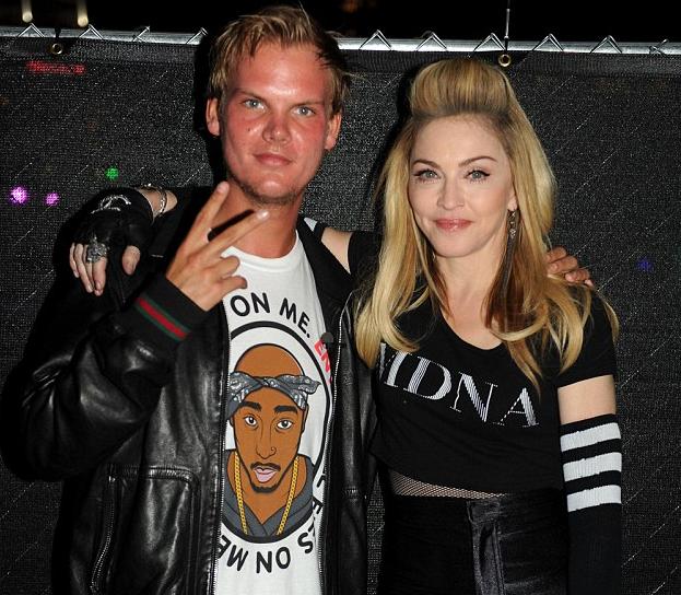 Madonna- Avicii